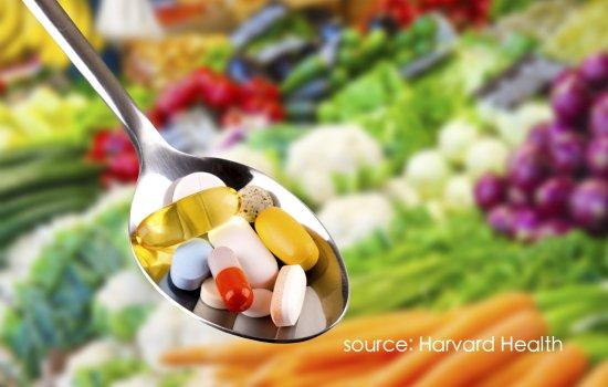 抗氧化補充劑_身體健康